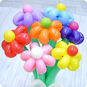 Цветы и букеты из воздушных шариков в Полтаве