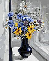 """Картина по номерах """"Польові квіти"""" (AC12111)"""