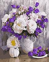 """Картина по номерах """"Квіткове різномаїття"""" (AC12109)"""