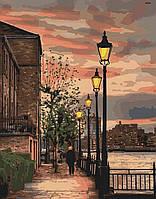 "Картина по номерах ""Набережна Темзи. Англія"" (AC10546)"