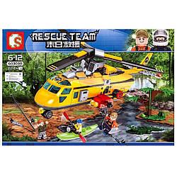 """Конструктор """"Rescue Team"""" 324 деталі"""