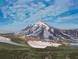 "Картина по номерах ""Вулкан Ліканкабур. Чилі"" (AC10529)"