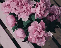 """Картина по номерах """"Півонія Катаріна"""" (AC13110)"""