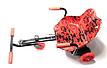 Дрифт-карт электросамокат EL-102 Красное пламя, фото 2