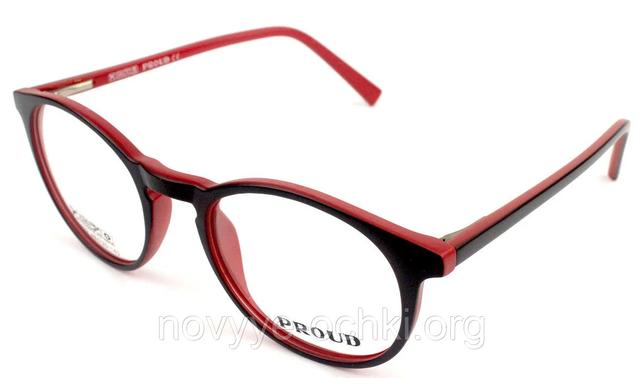 круглая оправа очков для зрения