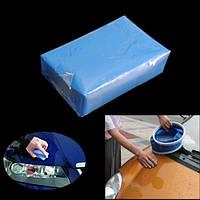 Синяя глина для очистки кузова авто 3М.