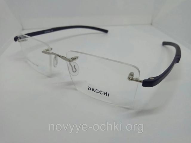 безободковые очки для зрения с диоптриями