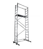 Вишка-тура будівельна алюмінієва робоча висота 5.0 (м), фото 8