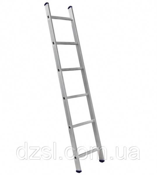 Приставна драбина алюмінієва на 6 сходинок