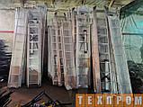 Приставна драбина алюмінієва на 12 ступенів, фото 4