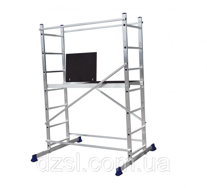 Будівельний алюмінієвий поміст робоча висота 3.0 (м)