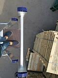 Стрем'янка з поручнями професійна на 6 ступенів алюмінієва, фото 9