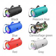 Портативная Bluetooth колонка Borofone BR13 красная