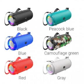 Портативная Bluetooth колонка Borofone BR13 синяя