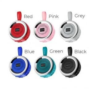 Портативная Bluetooth колонка Borofone BR2 синяя
