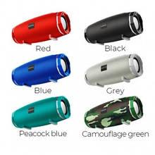 Портативная Bluetooth колонка Borofone BR3 синяя