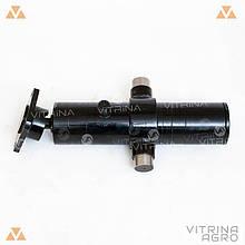 Гідроциліндр КамАЗ 55112 підйому кузова 3-х штоковый | 55112-8603010M VTR