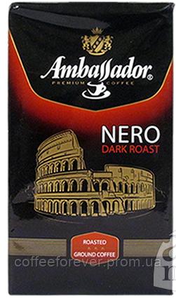 Кофе Ambassador Nero 225г, фото 2