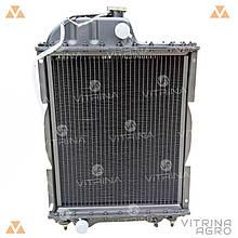 Радіатор водяний МТЗ (Д-240) 4-х рядний мідний (бачки метал.) | 70У-1301010 (Польща)