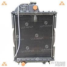 Радиатор водяной МТЗ-80, МТЗ-82 (Д-240, Д-243) 5-ти медный (бачки метал) | 70У.1301.010М5 | Дорожная карта