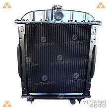 Радіатор водяний ЮМЗ (Д-65) 4-х рядний латунь | 45-1301.006 (Оренбург)