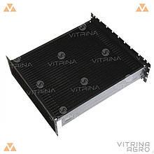 Серцевина радіатора МТЗ-80 4-х рядний алюміній | 70У.1301.020 | Дорожня карта