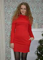 """Стильное платье """"Хомут"""", фото 1"""