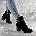 Ботильйони жіночі Fashion Kramer 2308 36 розмір, 23,5 см Чорний 39, фото 5