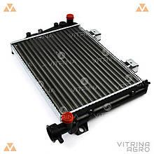 Радіатор охолодження ВАЗ 2104, 2105, 2107 (карбюратор) | (AURORA) Польща