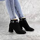 Ботильйони жіночі Fashion Macy 2321 36 розмір, 23,5 см Чорний 37, фото 6