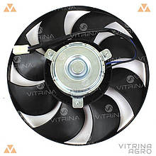 Вентилятор радіатора ВАЗ-21214   AURORA (Польща) 2114-1308008