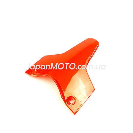 Крышка задняя, пластик на мотоцикл Spark SP200R-27, оригинал, фото 2