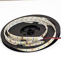 Светодиодная лента LED, SMD 5730, белый, 60 шт/м, влагозащищенная