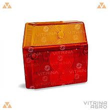 Скло ліхтаря заднього | Ф-400.01 (VTR)