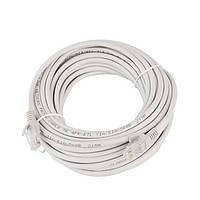 Качественный LAN кабель, прокладка ПК-сетей, 10 метров витой пары