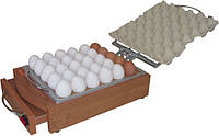 Овоскоп ОВ-1-60-1 для выявления непригодных яиц просвечивание одновременно 30 яиц, фото 1