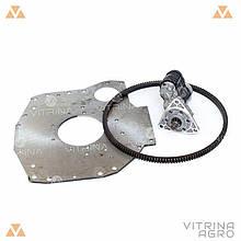 Комплект переоборудования МТЗ переделка на стартер Slovak 2,8 | стартер, плита, венец VTR