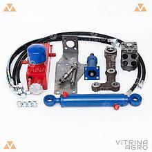 Комплект переоборудования ЮМЗ (с гидробаком) | переделка на насос дозатор VTR