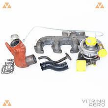 Комплект переобладнання ЮМЗ (Д-65) переробка під турбіну ТКР-7 | VTR