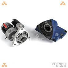 Комплект переоборудования МТЗ, ЮМЗ, Т-150, НИВА переделка на стартер | переходник, стартер АТЭК 2,7 кВт VTR