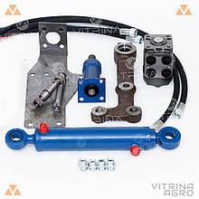 Комплект переобладнання ЮМЗ (без гідробака) | переробка на насос дозатор VTR