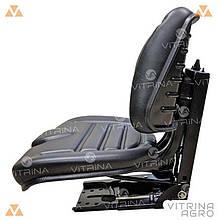 Сиденье (кресло) МТЗ, ЮМЗ, Т-16, Т-25, Т-40, Т-150 (кожзам. с регулировкой веса) | Star