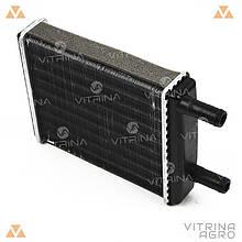 Радиатор печки ГАЗ-2217, 2705, 3302 ГАЗель (отопителя, нов. образца) | ДМЗ (Россия)