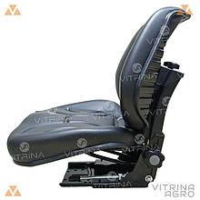 Сиденье тракторное универсальное улучшенное, кресло с регулировкой веса водителя   Star