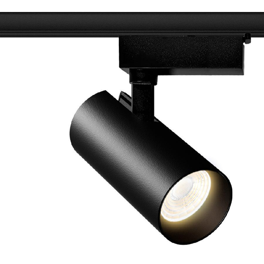 Світильник світлодіодний LED Accente 30W 4200К 3000Lm трековий, чорний
