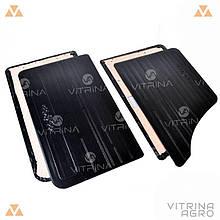 Дверні карти ВАЗ-2101, 2102, 2103, 2104, 2105, 2106, 2107 (Оббивка дверей шкіра, 4 шт) | СЕД (Росія)