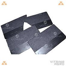 Дверні карти ВАЗ-2103, 2106 (Оббивка дверей шкіра, 4 шт) | СЕД (Росія)