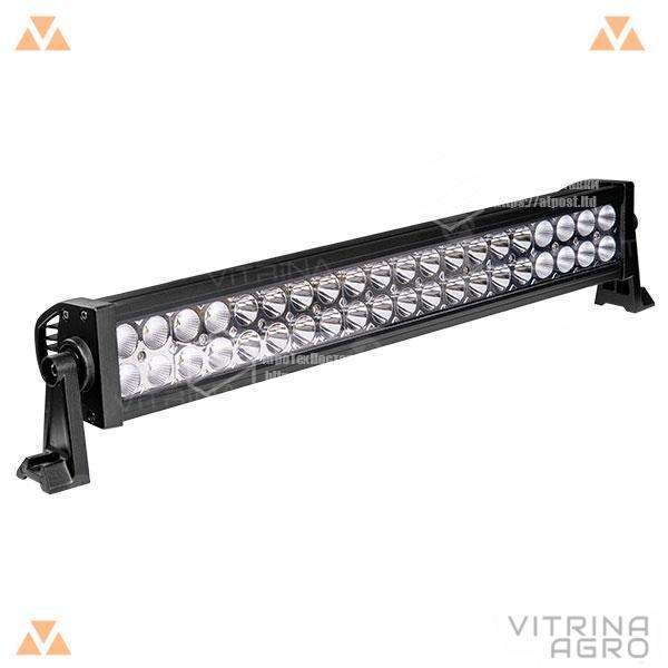 Світлодіодна фара LED (ЛІД) bar прямокутна 120W (40 діодів) 609 mm | VTR