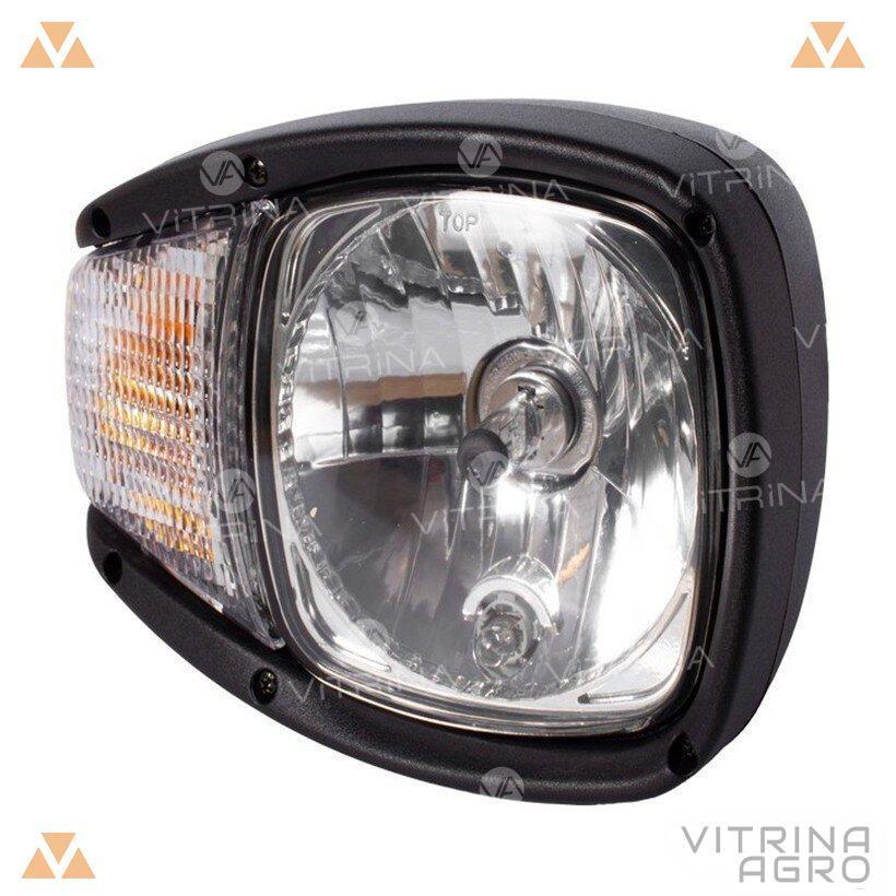 Світлодіодна фара LED (ЛІД) JCB, CAT, VOLVO, CASE, Komatsu, LIEBHERR, Hitachi права   VTR