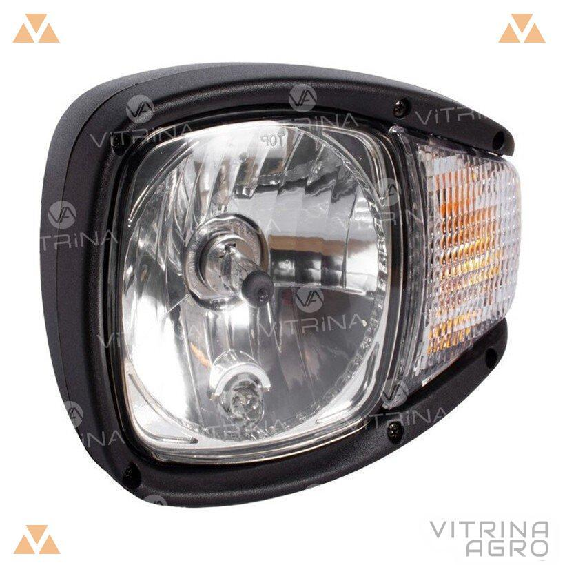 Светодиодная фара LED (ЛЕД) JCB, CAT, VOLVO, CASE, Komatsu, LIEBHERR, Hitachi правая | VTR